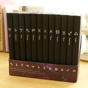 Image 3 - 2020 עשר קבוצות כוכבים מתכנן יומן מזל שור ספר תאומים מחברת משרד מכתבים סטודנטים 19/13 cm