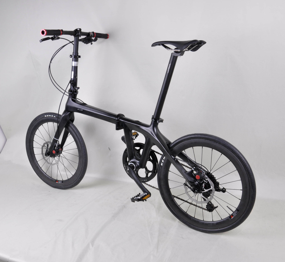 China Super Quality 20 Inch Carbon Folding Bike From