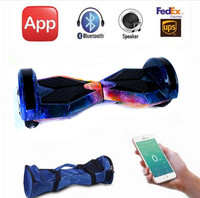 Bluetooch Remote Bag Samsung Battery 8 Inch Self Balance Electric Scooter 2 Wheels Electric Hoverboard Airboard