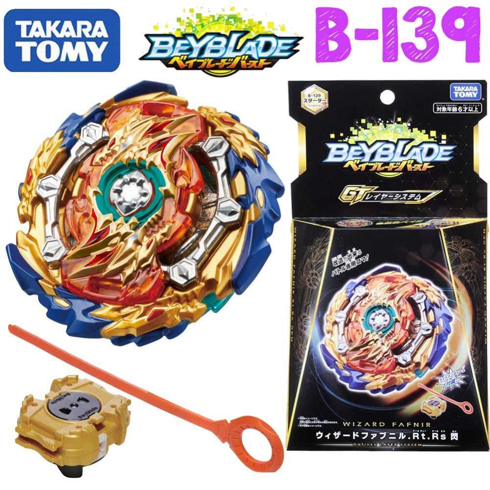 Takaratomy beyblade explosão genuína tomy beyblade B-127 super z acordado super artes marciais giroscópio brinquedos