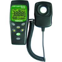 Tnemars TM 209 цифровой светодиодный свет индикатора уровня 400,000 люкс ФК измерения Люкс метр