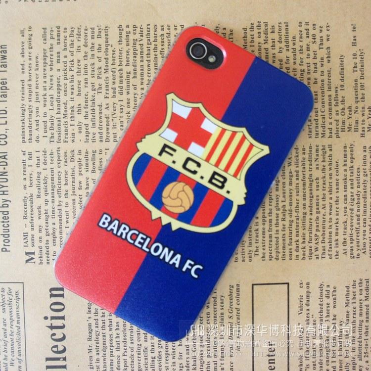 393bfacd279 Capa Para Fundas Barcelona F.C.B. Back Cover Phone Case For Coque Iphone 4  4S 5S 5 Capinha De Celular Mobile Phone Bags & Cases on Aliexpress.com |  Alibaba ...