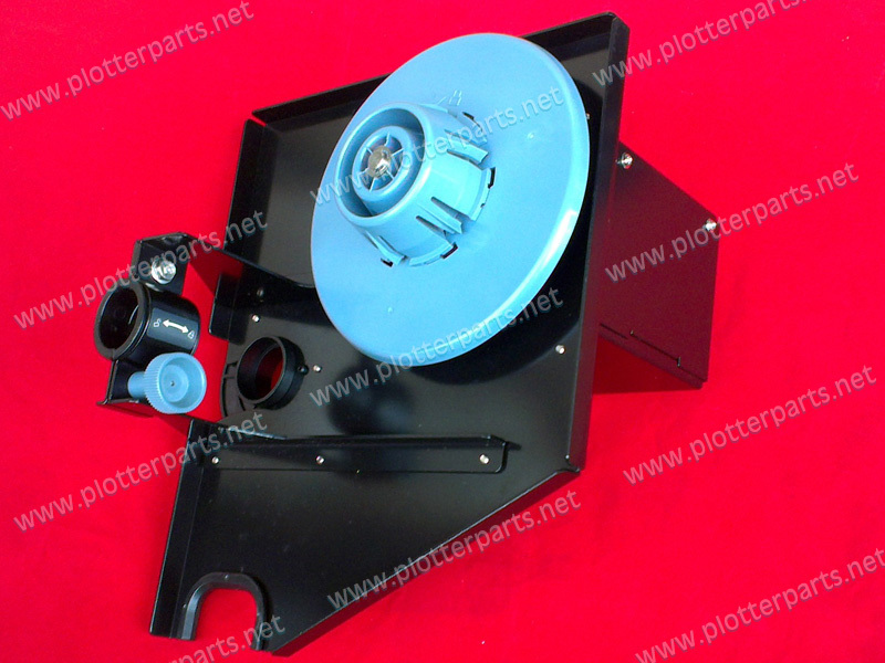 Q6670-60052 HP Designjet 8000S 8000SF 8000SR Take-up-reel (TUR) motor original new without new packaging