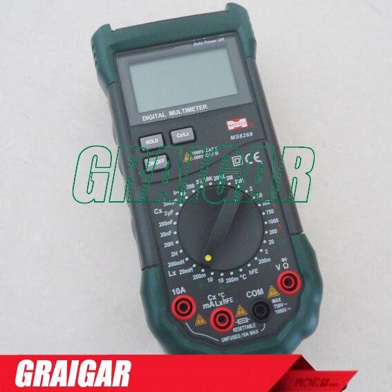 MS8269 LCR Inductance LC compteur multimètre