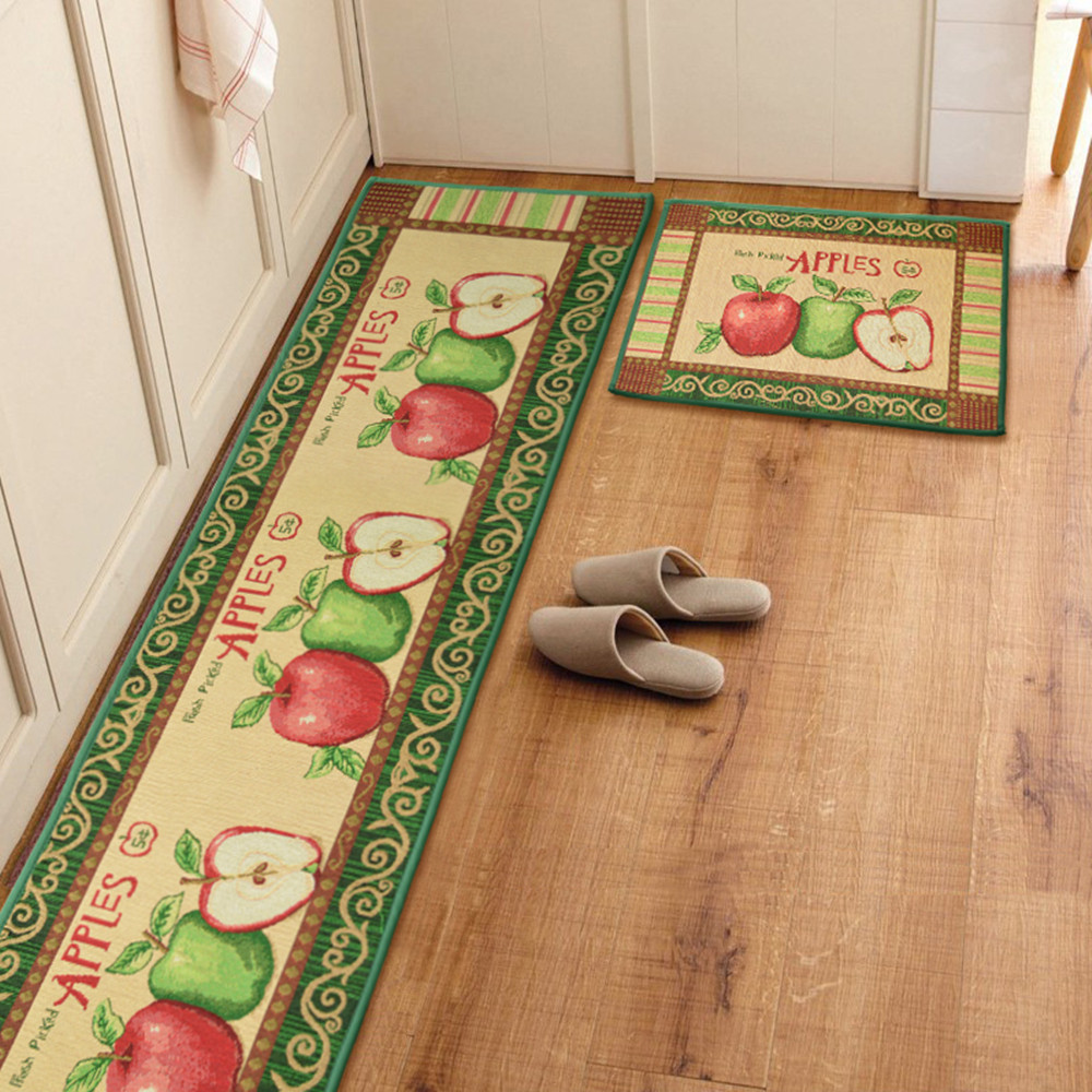 Kitchen Floor Mats Runners Popular Apple Kitchen Rugs Buy Cheap Apple Kitchen Rugs Lots From