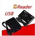 Низкая цена черный или на заказ 125 кГц окна USB читатель удостоверение личности LF удостоверение личности / 125 кГц чтения карт TK4100 / е . м . чип
