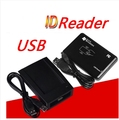 Low price Black or custom 125 Khz Windows USB ID card reader  LF ID card reader / 125Khz card reader for TK4100/ EM chip
