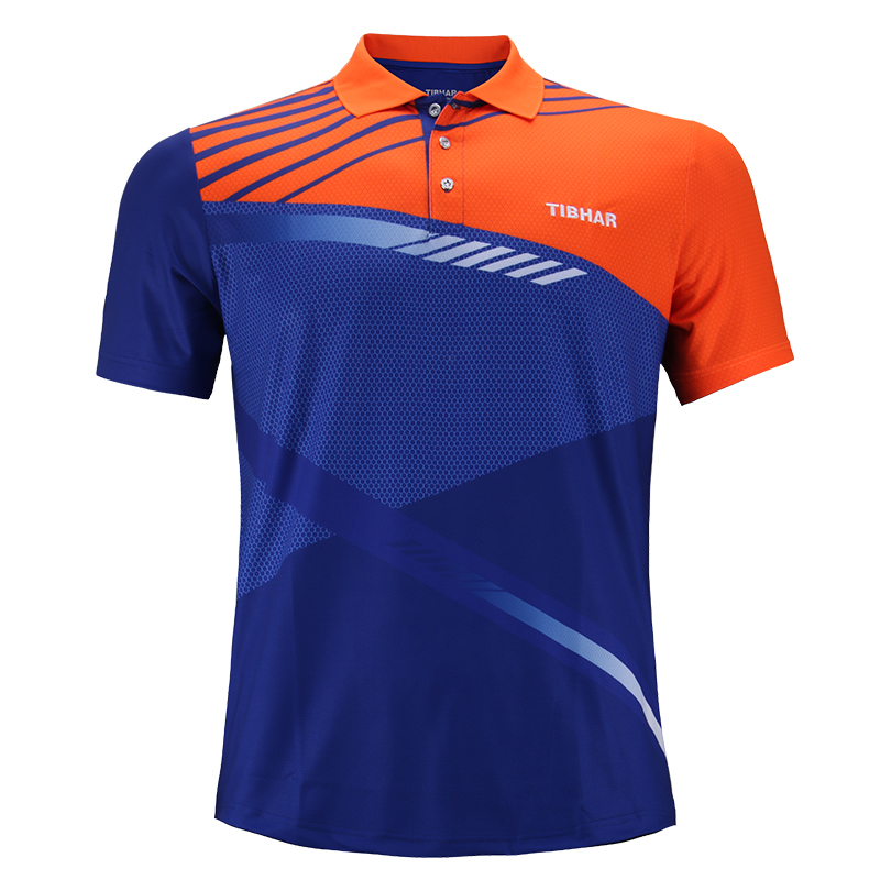 Original Tibhar National Team Table Tennis Jerseys For Men Women Ping Pong Clothing Sports wear T-shirts 01915(China)