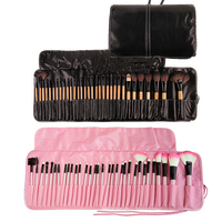 32 Pcs Professional Makeup Brushes Bag Set Kits Make Up MULTIPURPOSE Eyeshadow Powder Brushs With Bags