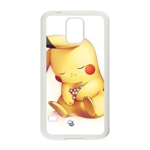 quality design b82ae 2d9d9 cute Pikachu Pokemon cover case for iPhone 4 5s SE 5c 6 6s Plus iPod 4