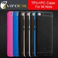 Case Cover Hybrid ТПУ + PC Двойной Слой Рамка Задняя Крышка Защитные Аксессуары Для Xiaomi Mi Note Pro Телефон