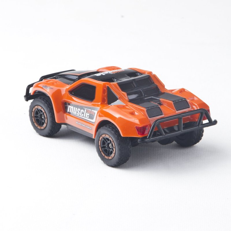 Image 5 - Radio Remote Control Mini RC Car 1/43 Scale 2.4Ghz 14KM/H High Speed RC Rock Crawlers Car Model Vehicle Toys for Children-in RC Cars from Toys & Hobbies