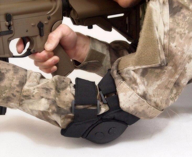 Delicatetactical Военная Униформа Airsoft Спорт Пейнтбол защитные наколенники налокотник ...