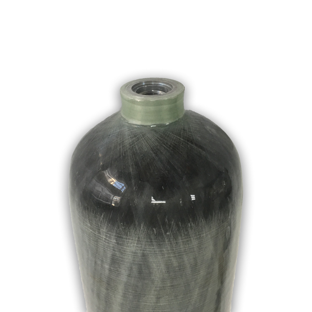 Competitive Price  4500psi 3L High Pressure Composite Compressed Air Carbon Fiber PCP Condor Cylinder-S