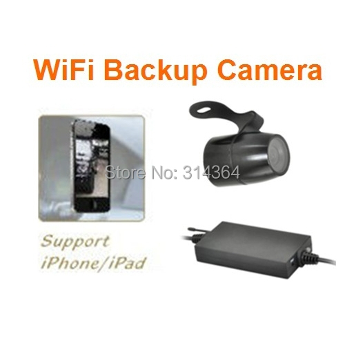 HOT Waterproof Backup Night Vision Wireless Car Camera