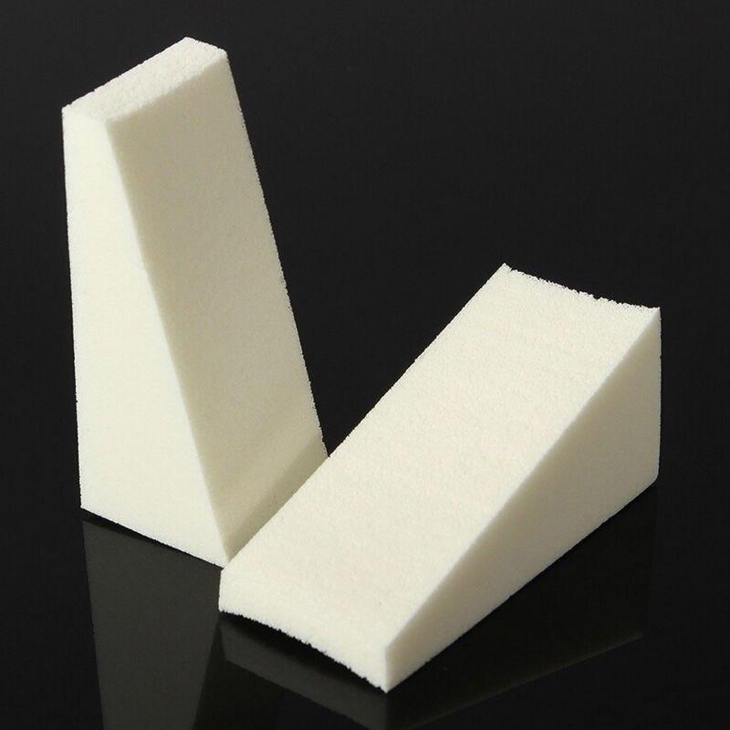 5pcs Set Nail Art Sponge St Sting Polish Template Transfer Manicure Diy Tools Airbrush Konad