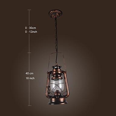Retro Inspired LED Vintage Pendant Light Lamp For Home Lighting the scandinavian home interiors inspired by light