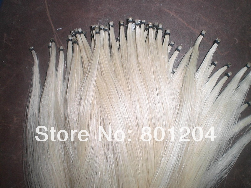 80 Hanks Stallion Horse tails, Violin bow hair in hanks 81cm and 6Grams/Hank 50 hanks high quality mongolia stallion white violin bow hair 6 grams hank white horse tails 32 inches