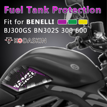 KODASKIN  Fuel Tank Pad Sticker Protection for BJ300GS BN302S 300 600