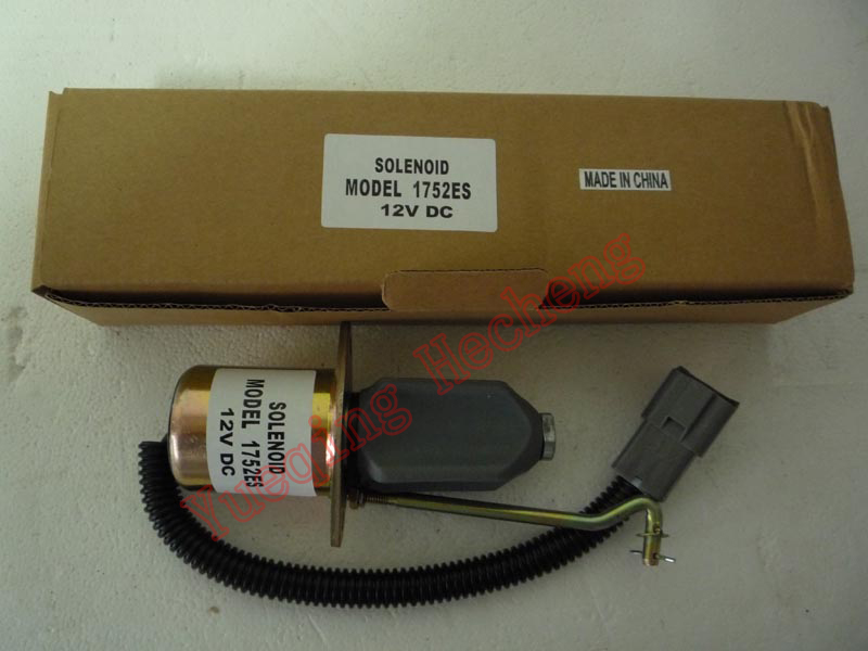 Fuel Stop Shut Off Shutdown Solenoid SA-4014 1752ESFuel Stop Shut Off Shutdown Solenoid SA-4014 1752ES