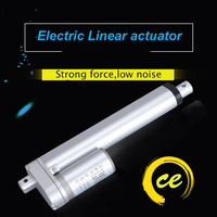 12V electric linear actuator motor 50mm 100mm 150mm 200mm 250mm DC Motor Stroke Linear motor for Medical Auto Car