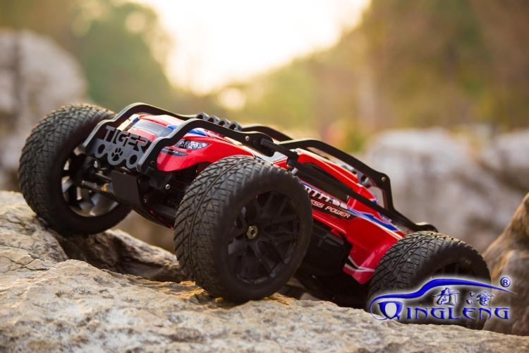 RC parts,Body protection ,production for Thunder Tiger EMTA G2,100% imported nylon,roll cage,Frame Including wheelie bar