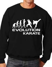 Evolution Of Karate Martial Arts Adult Sweatshirt Jumper Birthday Gift More Size and Color-E167