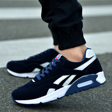 New Trend  fashion men's shoes breathable sneakers classic men's sports shoes  running shoes casual shoes цена и фото