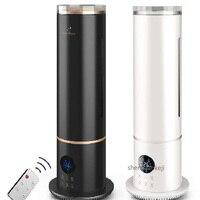 Home Air Humidifier Negative Ion Air Humidifier Aromatherapy Oil Air Purifier 5.6L Electric Air Humidifier EU/AU/UK/US Plug 220v