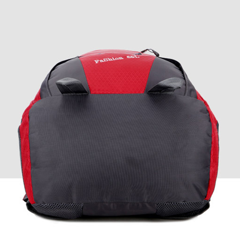 Image 5 - Male 65L unisex Waterproof backpack travel sports bags pack bag 