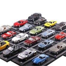 1:43 ölçekli İtalya Maseratis alaşımlı pres döküm Model araç araç oyuncaklar antika Vintage spor kas çocuk oyuncakları hediyeler orijinal kutusu