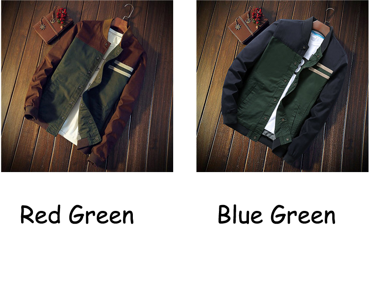 Mountainskin 4XL New Men's Jackets Autumn Military Men's Coats Fashion Slim Casual Jackets Male Outerwear Baseball Uniform SA461 16