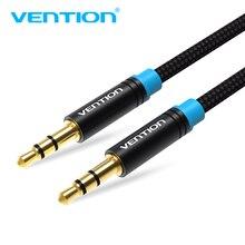Конвенция Aux кабель 3.5 мм аудио кабель 3.5 мм Джек мужчинами Aux кабель для автомобиля iPhone 7 наушников стерео Динамик кабель Aux шнур