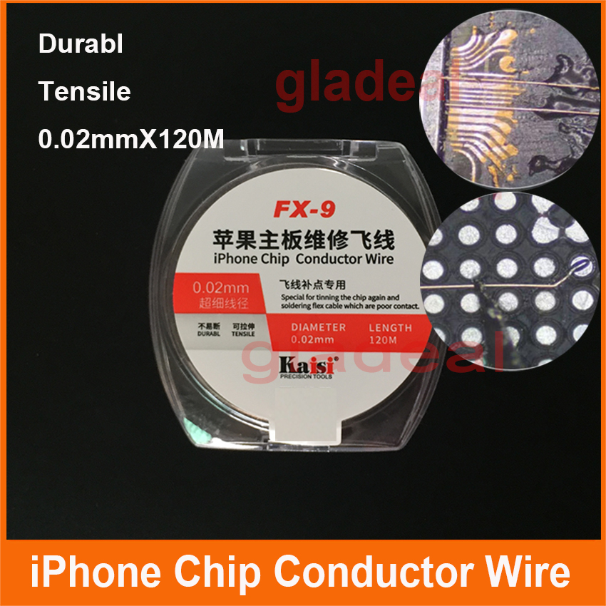 0.02mm Copper Wire Line for Maintenance Jump Line for Repair iPhone Motherboard Board Computer PCB Welding Fingerprint Sodering professional welding wire feeder 24v wire feed assembly 0 8 1 0mm 03 04 detault wire feeder mig mag welding machine ssj 18