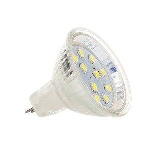 Image 5 - MR11 מנורת הנורה DC 12 V 24 V 2 W 3 W 2835 SMD Led זרקור אורות להחליף 15 W 20 W הלוגן זרקור חם/Nautral/קר לבן