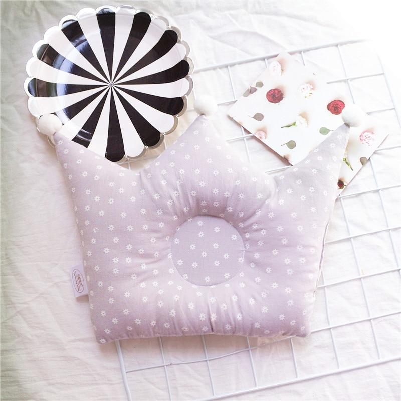 Disney Чистый хлопок детская подушка стереотипы подушка для ребенка против наклонной головы подушка памяти летняя дышащая