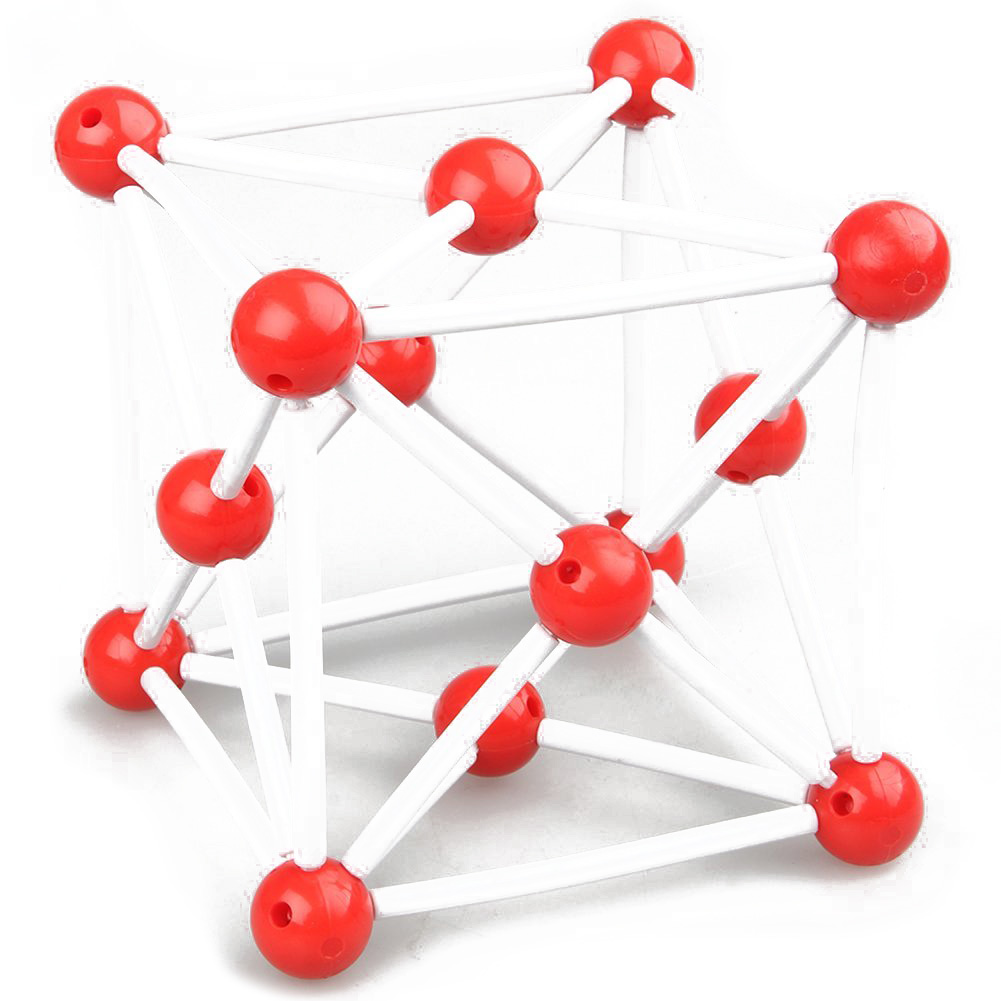 4 sets Atom Molecular Model Kit for Teacher Organic Chemistry Teach Set