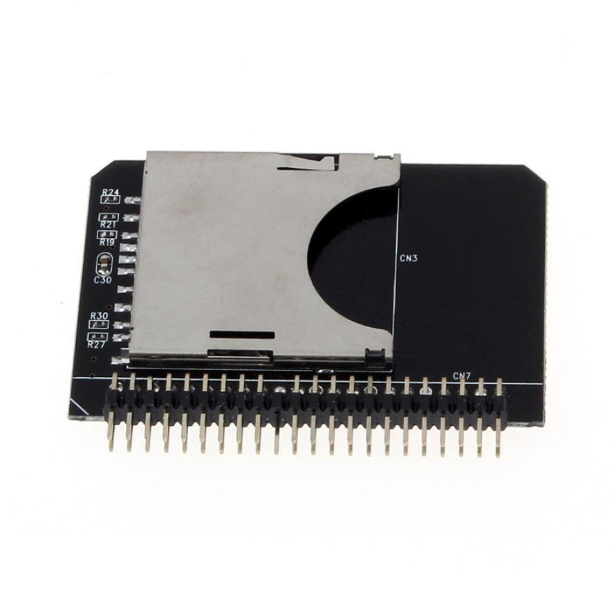 SD SDHC SDXC MMC Speicher Karte zu IDE 2,5 zoll 44Pin Männlichen Adapter Konverter MOSUNX Futural Digitale Hohe Qualität Tropfen verschiffen F35