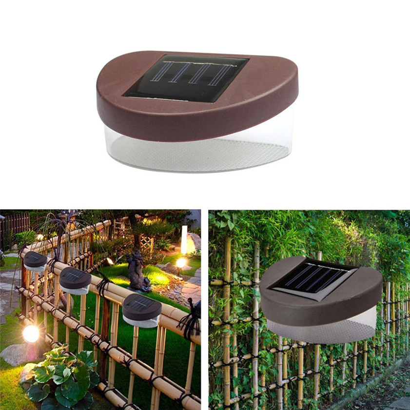 Led Yard Lights For Sale: High Quality New Outdoor Solar Powered LED Path Wall