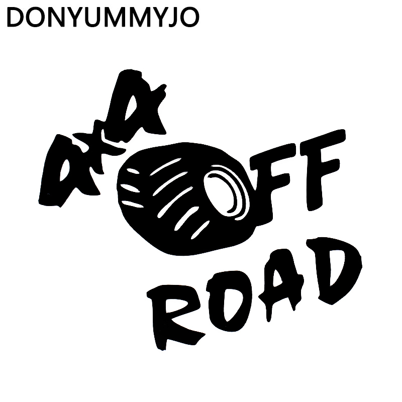 Aliexpress.com : Buy DONYUMMYJO 15*13.1cm 4x4 OFF ROAD OFF