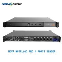 Novastar vermietung led bildschirm 4 ports senden box 2 3 millionen pixel laden sender MCTRL660 PRO P.3.91 P.4.81 bildschirm sender box-in Schaltungen aus Verbraucherelektronik bei