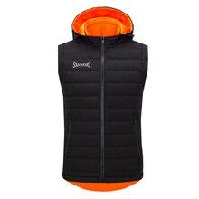 Sanheng Brand Reversible Basketball Vest 80% White Duck Down S317825