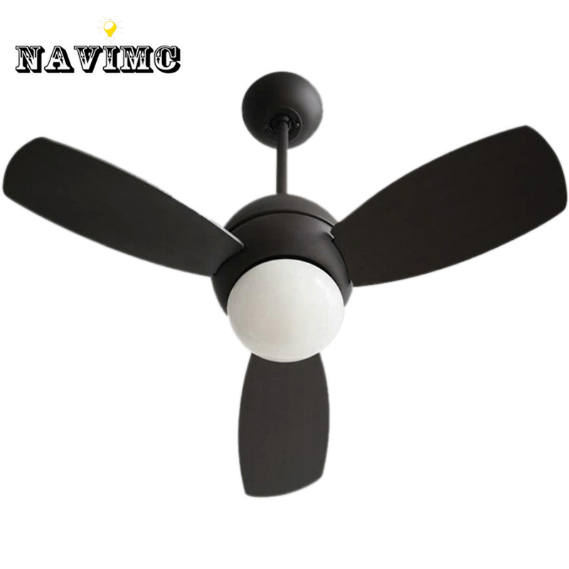 Vintage Ceiling Fan With Light And Remote Control