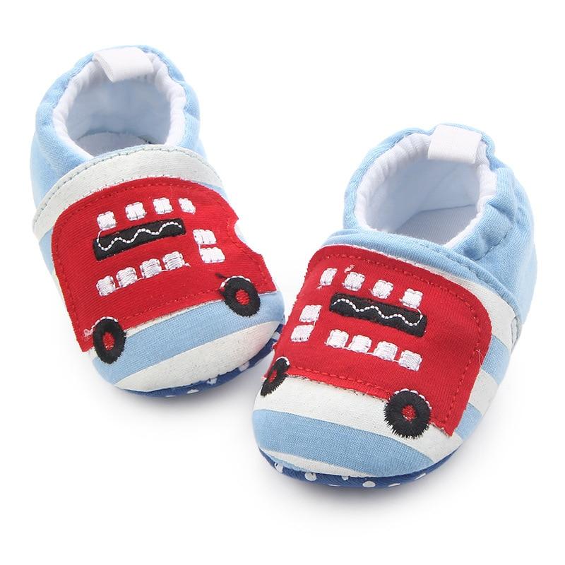 Mode mooie baby schoenen schattige dierenprints katoen stof - Baby schoentjes - Foto 5