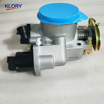 1008110-E07  THROTTLE ASSY  for great wall 491Q ENGINE