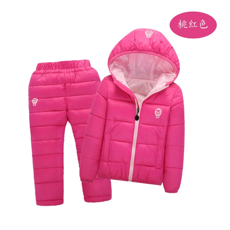 Children-Set-Boys-girls-Clothing-sets-winter-1-7year-hoody-Down-Jacket-Trousers-Waterproof-Snow-Warm-kids-Clothes-suit-6-color-5