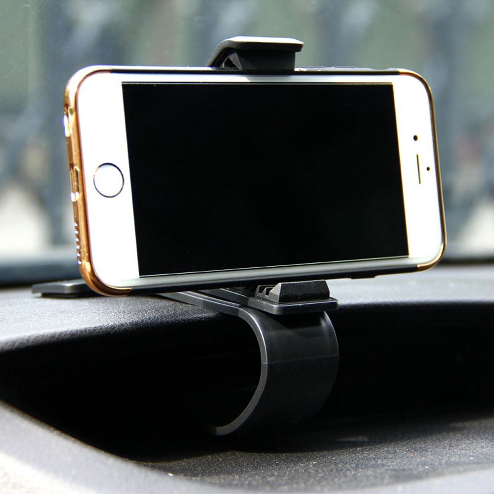 Car Phone Holder Mobile Phone Stand Cradle For iPhone Samsung Xiaomi Redmi Car Dashboard Holder Car Holder Support GPS mobile phone