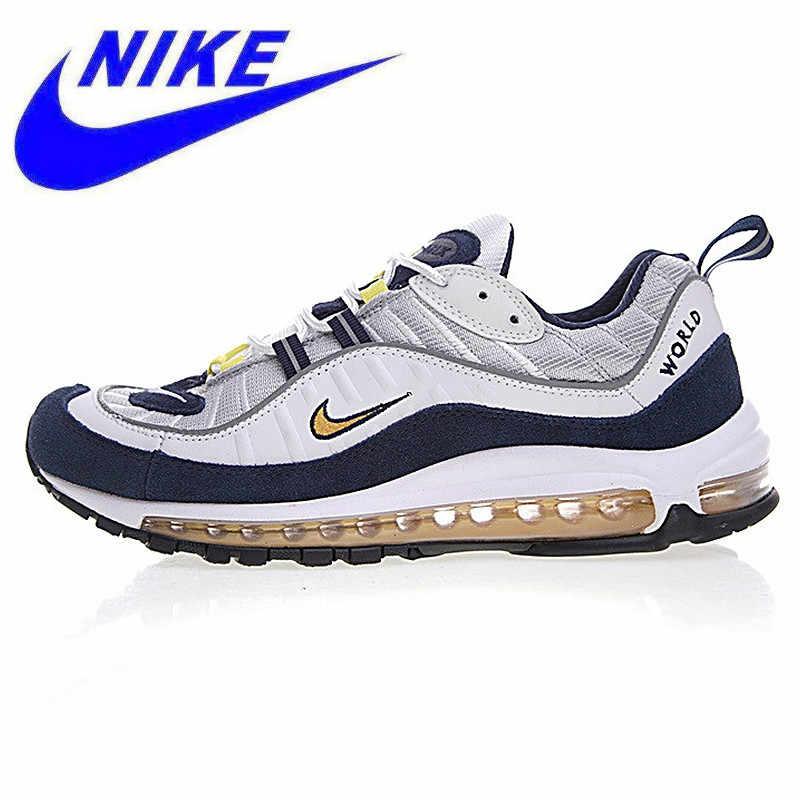7a7c320c90 Original New Arrival Nike Air Max 98 Retro Full Palm Cushion Men Running  Shoes,Original