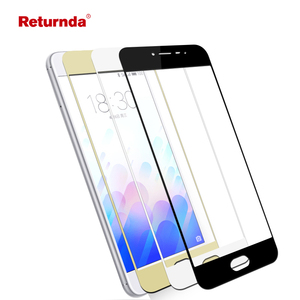9H Tempered Glass for Meizu m3 M5s M5 Note Full Cover Screen Protector for Meizu U10 m3s mini Explosion proof Protective film