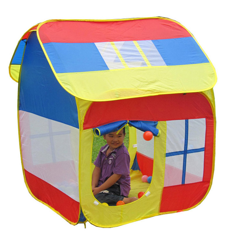 Wholesale pop up play house kids play tent play games kids games playground racing games christmas gifts-in Toy Tents from Toys u0026 Hobbies on ...  sc 1 st  AliExpress.com & Wholesale pop up play house kids play tent play games kids ...